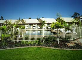 The Western Heritage Motor Inn - Accommodation Melbourne