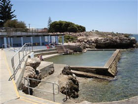 Edithburgh Tidal Pool - Accommodation Melbourne