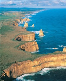 12 Apostles Flight Adventure from Apollo Bay - Accommodation Melbourne