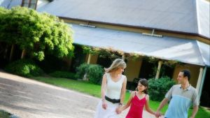 Lanyon Homestead - Accommodation Melbourne