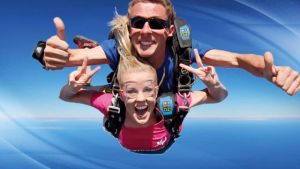 Skydive Oz Canberra - Accommodation Melbourne