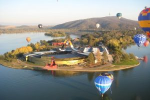 Canberra Hot Air Balloon Flight at Sunrise - Accommodation Melbourne