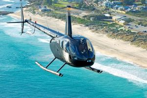 Perth Beaches Helicopter Tour from Hillarys Boat Harbour - Accommodation Melbourne