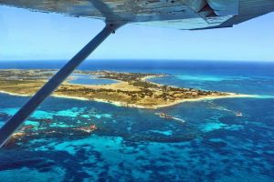 Rottnest Island  Perth City Scenic Flight - Accommodation Melbourne