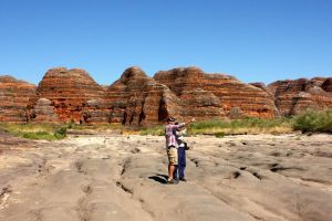 Bungle Bungle Flight Domes  Cathedral Gorge Guided Walk from Kununurra - Accommodation Melbourne