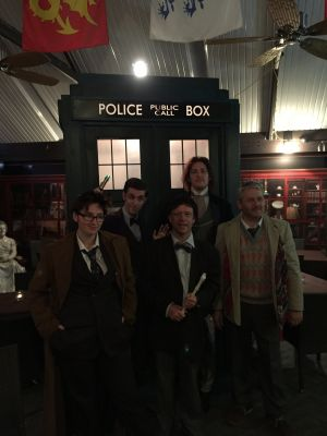 Dr Who Quiz Night - Accommodation Melbourne