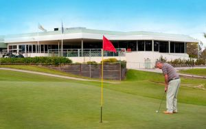 cluBarham Golf Resort - Accommodation Melbourne