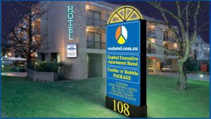 Capital Executive Apartment Hotel - Accommodation Melbourne